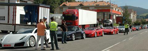 Gta-spano-4 in Neue Bilder: GTA Spano bei der Super Sportscars in Cantabria