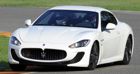 Maserati-granturismo-mc-stradale in Maserati GranTurismo MC Stradale bei der Munchtime