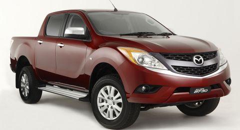 Mazda-bt50-1 in Mazda: Neuer Pickup BT-50