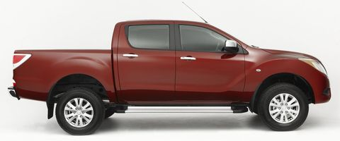 Mazda-bt50-2 in Mazda: Neuer Pickup BT-50