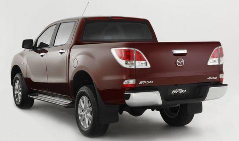 Mazda-bt50-3 in Mazda: Neuer Pickup BT-50