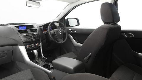 Mazda-bt50-4 in Mazda: Neuer Pickup BT-50