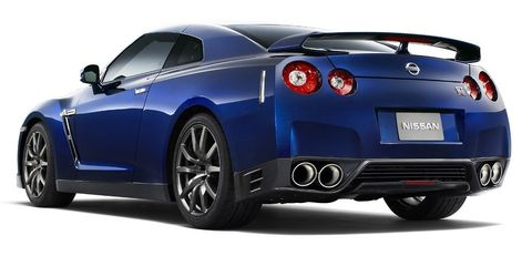 Nissan-gt-r-2 in Nissan GT-R: Reloaded mit mehr Power