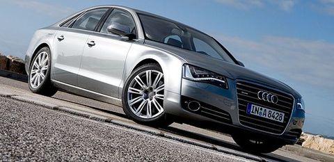Ranking-audi in Autovermietung: Luxusfabrikate stehen hoch im Kurs