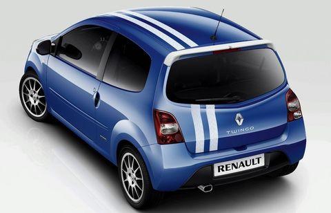 Renault-twingo-gordini-3 in Pfiffiger Twingo als Gordini von Renault
