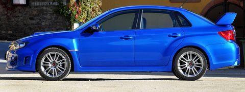 Subaru-wrx-sti-2 in Heckflügel-Comeback: Subaru WRX STI wieder als Viertürer
