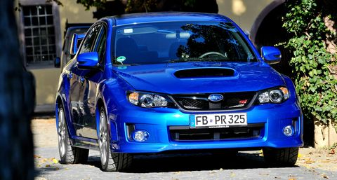 Subaru-wrx-sti-3 in Heckflügel-Comeback: Subaru WRX STI wieder als Viertürer