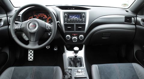 Subaru-wrx-sti-5 in Heckflügel-Comeback: Subaru WRX STI wieder als Viertürer