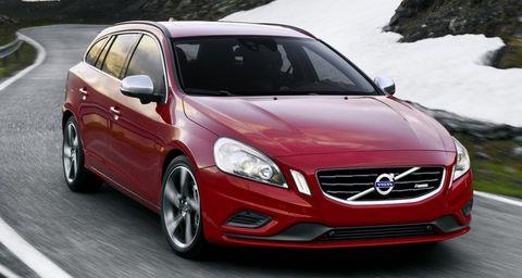Volvo-v60-im-r-design in Volvo S60 und V60 im R-Design