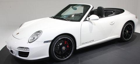 911-gts-cabrio in Porsche mit Weltpremiere und Neuheiten in Los Angeles