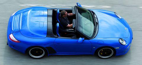 911-speedster in Porsche mit Weltpremiere und Neuheiten in Los Angeles