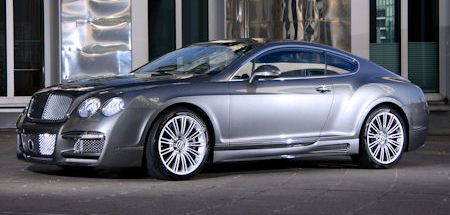 Anderson Bentley Continental GT Speed Elegance 2 in Anderson Bentley Continental GT Speed Elegance: Noblesse mit Power