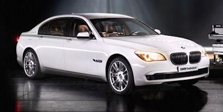 BMW Individual 7er Steinway 2 in BMW Individual 7er Steinway & Sons: Edel wie ein Flügel