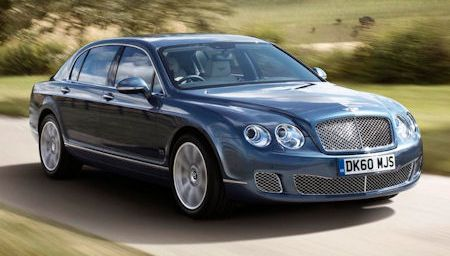 Bentley Continental Flying Spur Series 51 2 in