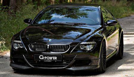 G Power BMW M6 Hurricane RR 2 in G-Power BMW M6 Hurricane RR: Das schnellste 4-sitzige Coupé der Welt