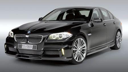 Kelleners BMW 535i 2 in Kelleners BMW 535i: Das athletische Comeback