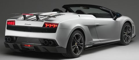 Lamborghini-Gallardo-LP-570-4-Spyder-Performante-3 in Offener Supersportwagen: Lamborghini Gallardo LP 570-4 Spyder Performante
