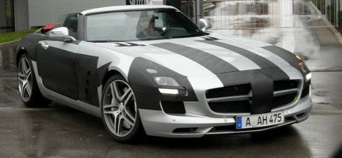 Mercedes-Benz-SLS-AMG-Roadster-1 in