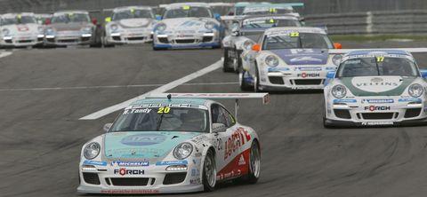 Porsche-911-GT3-Cup-1 in Das größte Porsche-Rennen der Welt