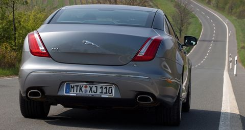 XJ MY2010 54 Lt in Jaguar XJ: Trend-Auto des Jahres 2010