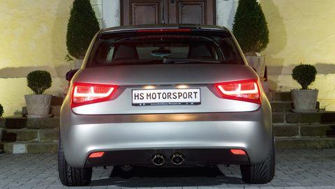 A1-hs-motorsport-3 in Mattes Stück - HS Motorsport Audi A1 1.4 TSI