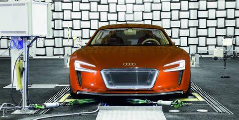 Audi-e-tron in Soundcheck: Wie klingen Elektroautos?