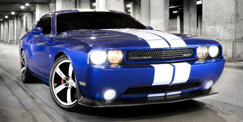 Dodge-challenger-srt8-2 in Mehr Druck: Dodge Challenger SRT8 392
