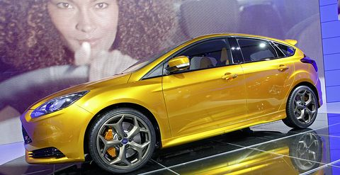 Ford-focus-st in