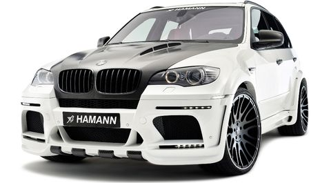 Hamann-flash-evo-m-1 in Potzblitz: BMW X5 als Hamann Flash Evo M