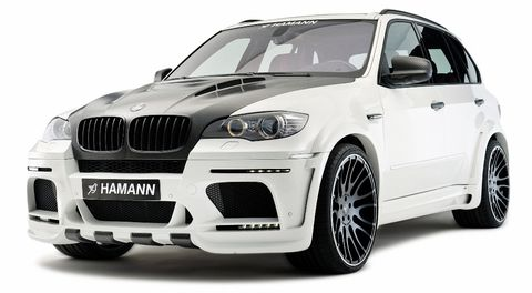 Hamann-flash-evo-m-2 in Potzblitz: BMW X5 als Hamann Flash Evo M