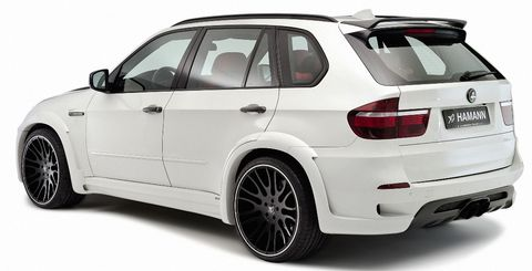 Hamann-flash-evo-m-4 in Potzblitz: BMW X5 als Hamann Flash Evo M