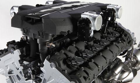 Lamborghini-v12 in Neuer Lamborghini V12 mit 700 PS