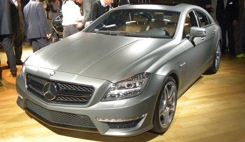 Mercedes-cls-amg-v8 in