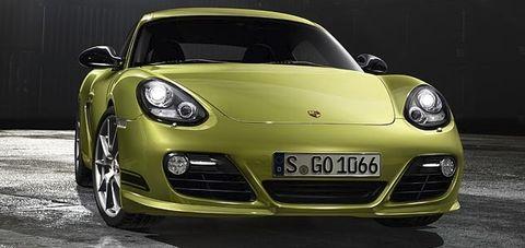 Porsche-cayman-r-2 in Porsche Cayman R - dem Krokodil wachsen Flügel