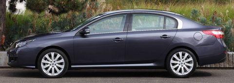 Renault-latitude-2 in Renault: Spitzenmodell Latitude startet günstig
