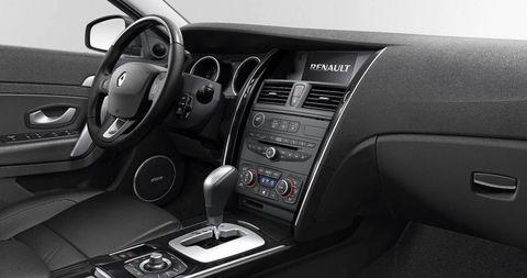 Renault-latitude-3 in Renault: Spitzenmodell Latitude startet günstig