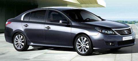Renault-latitude-5 in Renault: Spitzenmodell Latitude startet günstig
