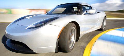 Tesla1 in Tesla und Toyota zeigen Elektroauto RAV4 EV Concept