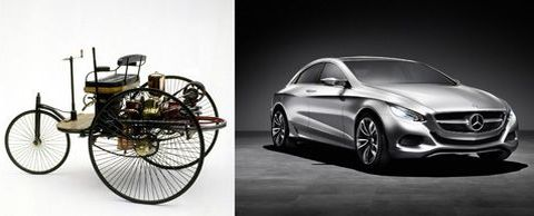 125-jahre-mercedes-benz in Video: 125 Jahre Innovationen von Mercedes-Benz