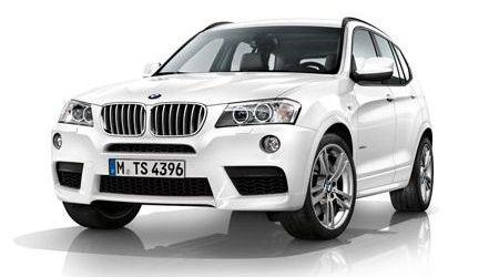 BMW X3 M Sportpaket 2 in BMW X3: Neues M-Sportpaket für das intensive Fahrerlebnis