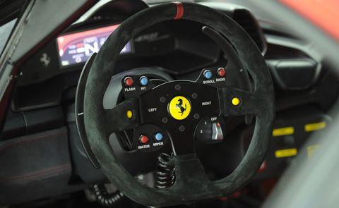 Ferrari-458-Challenge-4 in Ferrari 458 Challenge ist der Star in Bologna