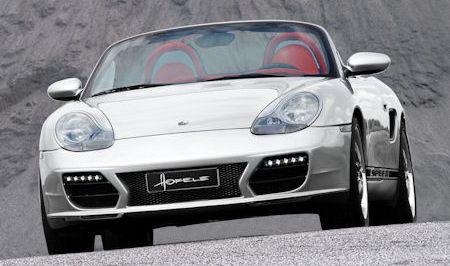 Hofele Porsche Boxster Speed GT 2 in Hofele Porsche Boxster Speed GT: Neue Frische für den Alten