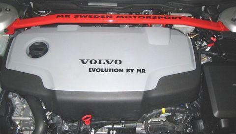 MR-D5-EVO3-16 in Oldie but Goldie – Volvo V70 D5 von MR Sweden