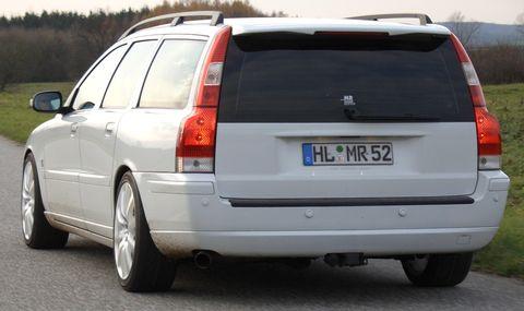 MR-D5-EVO3-7 in Oldie but Goldie – Volvo V70 D5 von MR Sweden