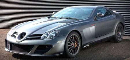 McLaren Edition SLR 2 in McLaren Edition SLR: Die Wiedergeburt einer Supersportwagen-Legende