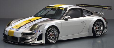 Porsche-911-GT3-RSR-9 in Weltpremiere des Porsche 911 GT3 RSR