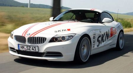 SKN BMW Z4 35i RS 2 in