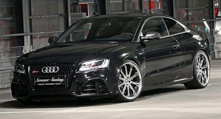 Senner Audi RS5 2 in Senner Audi RS5: Der neue Ausdruck von Kraft und Performance