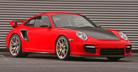 Wimmer Porsche 911 GT2 RS 2 in Wimmer Porsche GT2 RS: Noch mehr Power - Das Biest mit 703 PS