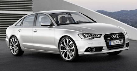 Audi-a6 in Audi A6: Die neue Generation bringt Hightech in die Business Class